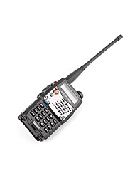 abordables -baofeng® uv-5a talkie-walkie portable 5 km-10 km 128 8w radio bidirectionnelle
