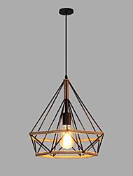 Недорогие -Фонариком Подвесные лампы Рассеянное освещение Окрашенные отделки Металл 110-120Вольт / 220-240Вольт Лампочки не включены / SAA