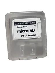 Недорогие -PSV1000/2000 Ящик для хранения карточек Назначение Один Xbox Портативные Ящик для хранения карточек ПВХ 1 pcs Ед. изм