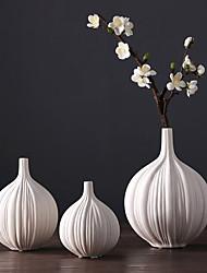 billige -Kunstige blomster 0 Afdeling Klassisk / Enkel Stilfuld / Moderne Vase Bordblomst