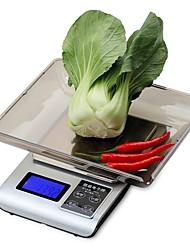 abordables -haute précision mini balance électronique balance électronique 0.01g / cuisine à domicile cuisson des aliments pesant