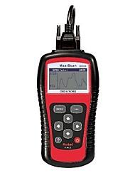 Недорогие -MS509 Autel MaxiScan детектор движения транспортного средства компьютерных OBD II OBD2 Диагностика неисправностей прибора