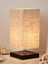 baratos -Simples Novo Design / Decorativa Luminária de Mesa Para Quarto Madeira / Bambu 220-240V