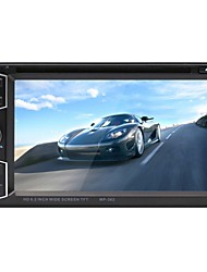 baratos -swm 362 6.5 polegada 2 din outros osm mp5 player touch screen / mp3 / bluetooth embutido para suporte mpeg / avi / mpg mp3 / wma / wav jpeg / gif / jpg