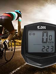 Недорогие -SunDing SD-581 Велокомпьютер Odo - одометр / Сканер / Выбрать макс. значение одометра Велосипедный спорт / Велоспорт / Горный велосипед Велоспорт