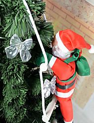 abordables -Décorations de vacances Décorations de Noël Décorations de Noël Décorative Multi-couleurs / Rouge 1pc