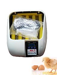 Недорогие -Factory OEM Оригинальные 12 Automatic Egg Incubator для двор Температурный дисплей / LED индикатор / Цифровые инкубаторы 220 V / 110 V