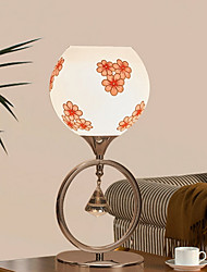 Недорогие -Традиционный / классический Декоративная Настольная лампа Назначение Спальня / Кабинет / Офис Металл 220-240Вольт