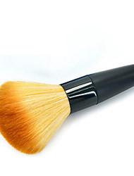Недорогие -1шт Кисти для макияжа профессиональный Кисть для румян Косметическая кисточка Синтетические волосы Экологичные / Для профессионалов / удобный Пластик