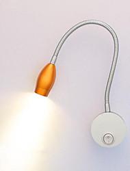 abordables -Protection des Yeux LED / Moderne / Contemporain Appliques Salle de séjour / Bureau Métal Applique murale IP44 110-120V / 220-240V 3 W