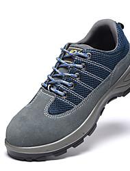 Недорогие -защитные ботинки для безопасности на рабочем месте поставки анти-резьба предотвращение наводнений анти-пирсинг износостойкие антистатические маслостойкие