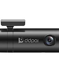 abordables -ddpai mini 1080p hd voiture dvr 140 degrés grand angle 2mp pas d'écran dash cam avec enregistreur de voiture wifi (sortie par app, version cn)