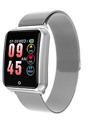 Недорогие -BoZhuo M39S Умный браслет Android iOS Bluetooth Спорт Водонепроницаемый Пульсомер Измерение кровяного давления Израсходовано калорий / Педометр / Напоминание о звонке / Датчик для отслеживания сна