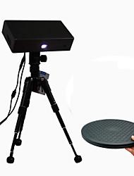 Недорогие -thunk3d cooper freescan настольный 3d-сканер с автоматическим поворотным поворотным поворотным столом с высокой точностью до 0,04 мм