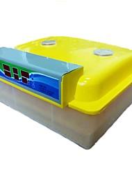 abordables -Factory OEM Nouveautés 56 Automatic Egg Incubator pour Cour Affichage de la Température / Indicateur LED / Incubateurs numériques 220 V / 110 V