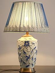 abordables -Moderne / simple Design nouveau / Cool Lampe de Table Pour Chambre à coucher / Bureau / Bureau de maison Céramique 220V
