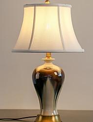 abordables -Artistique / simple Décorative / Cool Lampe de Table Pour Chambre à coucher / Bureau / Bureau de maison Céramique 220V