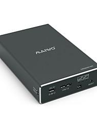 Недорогие -MAIWO Корпус жесткого диска Алюминиевый сплав USB 3.0 K25272灰色