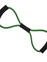 Недорогие -Эластичные ленты для занятий спортом Микс Упражнения с сопротивлением Йога Фитнес Разрабатывать Для Универсальные Часть тела