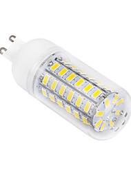Недорогие -ywxlight® 1pc 10w 1500lm g9 привело кукурузные огни t 56led бисер smd 5730 теплый белый / холодный белый 220-240v
