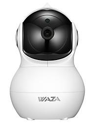 Недорогие -WAZA SC02 2 mp IP-камера Крытый Поддержка 64 GB / PTZ-камера / КМОП / Беспроводное / iPhone OS / Android