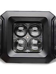 baratos -OTOLAMPARA 1 Peça Carro Lâmpadas 20 W LED de Alto Rendimento 2000 lm 4 LED Luz de Trabalho Para Kia / Ford Forte / Edge / K2 Todos os Anos