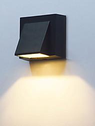 Недорогие -1шт 3 W LED прожекторы Водонепроницаемый Тёплый белый / Холодный белый 85-265 V Уличное освещение / двор / Сад 1 Светодиодные бусины