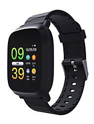 baratos -Indear M30 Pulseira inteligente Android iOS Bluetooth Smart Esportivo Impermeável Monitor de Batimento Cardíaco Medição de Pressão Sanguínea Cronómetro Podômetro Aviso de Chamada Monitor de Atividade