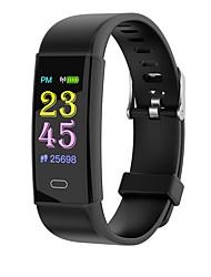 Недорогие -Kimlink D12 Женский Умный браслет Android iOS Bluetooth Спорт Водонепроницаемый Пульсомер Измерение кровяного давления Израсходовано калорий / Датчик для отслеживания активности / будильник