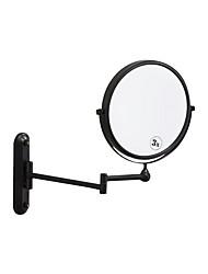 Недорогие -Зеркало Cool Современный Металл 1шт Украшение ванной комнаты
