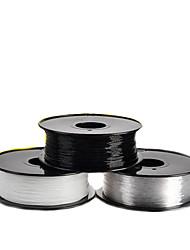 Недорогие -OEM 3D-принтерная нить PETG 1.75 mm 1 kg для 3D-принтера