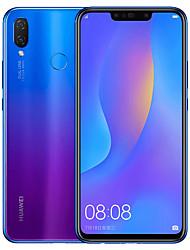 "abordables -Huawei nova 3i 6.3 pouce "" Smartphone 4G ( 4GB + 128GB 2 mp / 16 mp Hisilicon Kirin 710 3340 mAh mAh )"