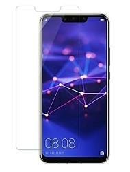 Недорогие -HuaweiScreen ProtectorHuawei Mate 20 lite Уровень защиты 9H Защитная пленка для экрана 1 ед. Закаленное стекло