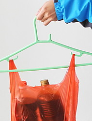 levne -Plastický Multifunkční Oblečení Závěs, 10pcs