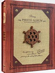 baratos -Albúns de fotografias Família Contemporâneo Moderno Rectângular Multifunções