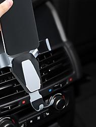 Недорогие -Велоспорт / Автомобиль Держатель подставки Воздухозаборная решетка / Переднее лобовое стекло Тип пряжки / Тип тяжести / Новый дизайн Алюминий / ABS Держатель