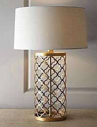baratos -Simples Decorativa Luminária de Mesa Para Quarto Metal 220V