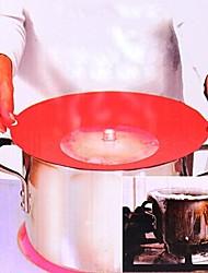Недорогие -силиконовая крышка разлив пробка крышка кастрюли крышки посуды кухонный гаджет