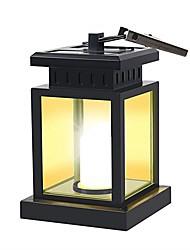 Недорогие -1 шт. Светодиодный солнечный свет свеча лампы люстры настенный фонарь открытый дом сад водонепроницаемый светильник вилла пейзаж висит