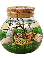 levne -Domácí dekorace, sklo Pryskyřice Moderní soudobé pro Domácí výzdoba Dárky 1ks