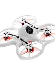 baratos -RC Drone EMAX EMAX TINYHAWK 600TVL Camera Brushless Racing RC Drone - BNF - WHITE BNF 6 Eixos 5.8G Com Câmera HD 600TVL Quadcópero com CR FPV Quadcóptero RC / Câmera / 1 Cabo USB / 122 Degree
