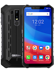 "abordables -Ulefone Armor 6 Other Area 6.2 pouce "" Smartphone 4G (6GB + 128GB 8 mp / 16 mp MediaTek MT6771 5000 mAh mAh)"