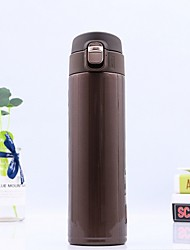 cheap -Drinkware Vacuum Cup Stainless Steel Heat Retaining / Heat-Insulated Casual / Daily