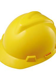 Недорогие -защитный шлем для безопасности на рабочем месте pe дышащий