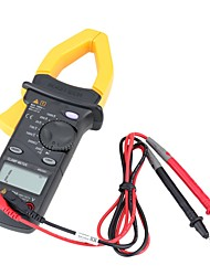 abordables -mastech ms2001 2000 compte ac numérique 1000a pince multimètre pince multimètre mégohmmètre testeur multimétro ac / dc