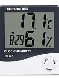 Недорогие -htc-1 жк-цифровой термометр гигрометр крытый электронный монитор влажности
