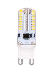 Недорогие -ywxlight® 1шт 5w 450lm g9 светодиодные кукурузные фонари t 64 светодиодные шарики smd 3014 теплый белый / холодный белый 220-240 В