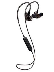 abordables -JTX Contour d'Oreille Sans Fil / Bluetooth 4.2 Ecouteurs Coque Etanche / Ecouteur Polyester Sport & Fitness Écouteur Design nouveau / Stereo / Avec Microphone Casque
