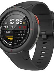 Недорогие -xiaomi huami amazfit verge 3 умные часы gps + glonass ip68 водонепроницаемый мультиспортивный трекер здоровья smartwatch английская версия