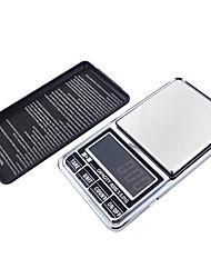 Недорогие -600g Портативные USB Мини-карманная цифровая шкала Семейная жизнь Кухня ежедневно